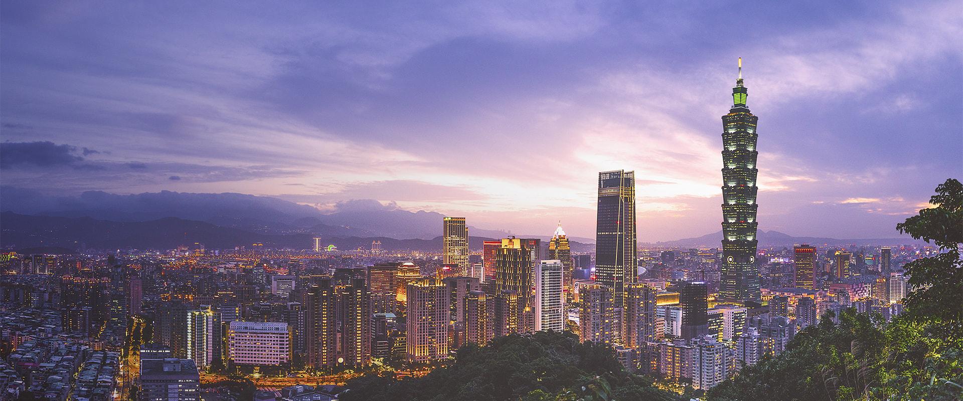 台湾支店オープンのイメージ画像